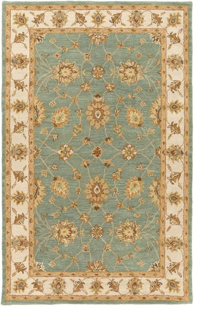 Surya Middleton AWHR-2058 Traditional Area Rug, 9' x 13' Rectangle