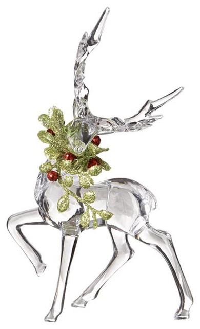 ... Christmas Decorations · Christmas Ornaments. Mistletoe Crystal Reindeer
