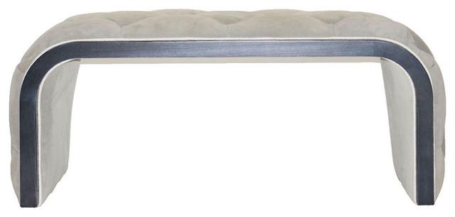 Vanguard Furniture Highlands Stormy Bish Bash Bench.