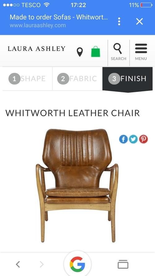 Cheaper alternative chair?