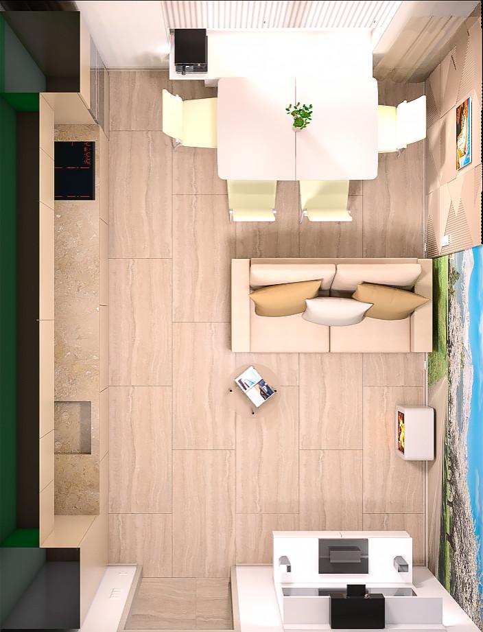 Квартира в ЖК Гринада