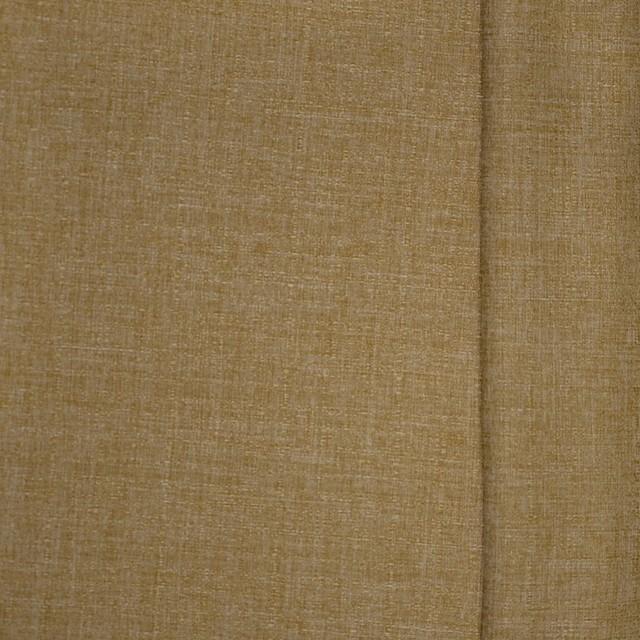 Amberglow Orange Solid Texture Upholstery Fabric