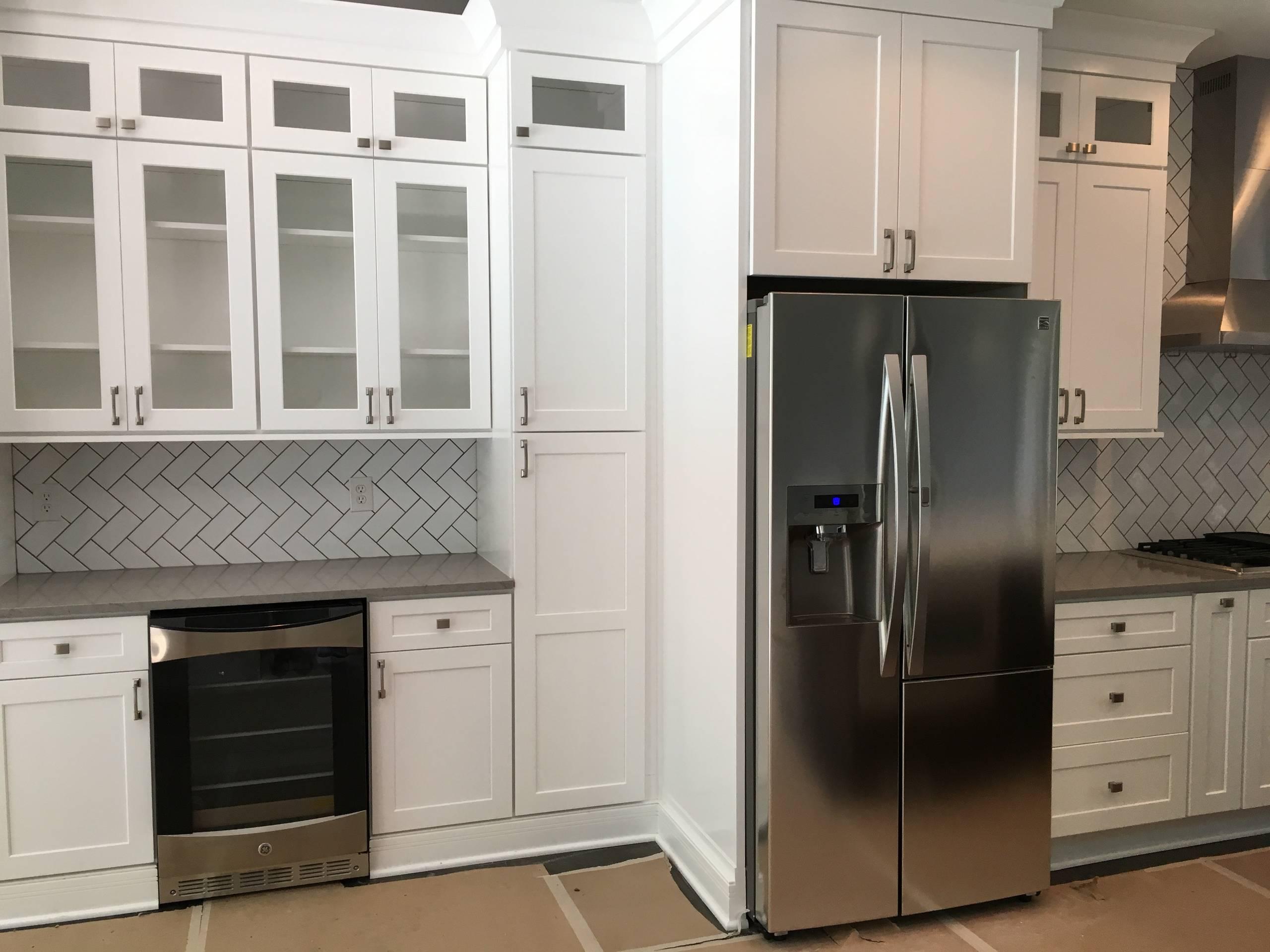 Dallas Modern Farmhouse Kitchen Remodel