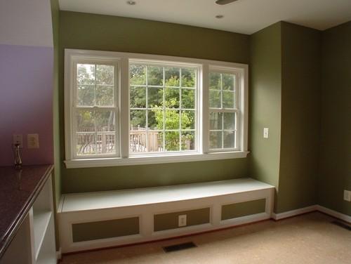Window Spacing Mulling Vs Separate Trim