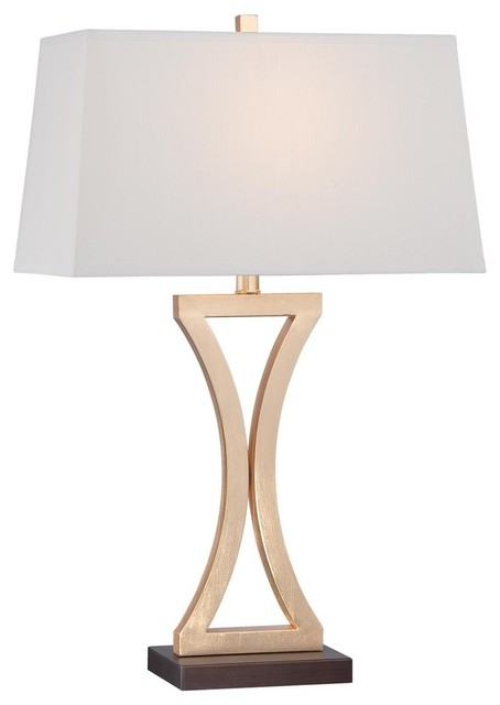 Minka lavery 10 1 light table lamp gold leaf contemporary minka lavery 10 1 light table lamp gold leaf contemporary table mozeypictures Image collections