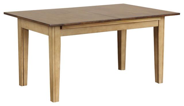 Brook 134 Rectangular Extension Dining Table