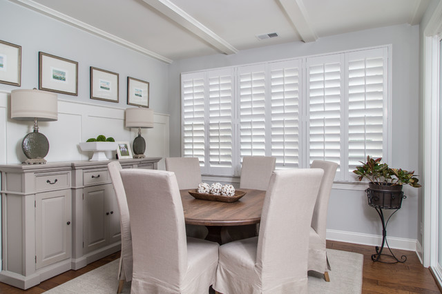Home Builder Interior Design Grade Plantation Shutters