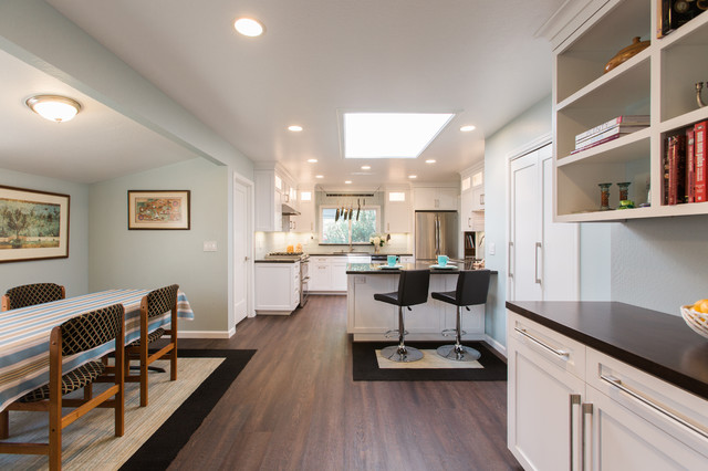 Kitchens And Great Rooms Traditional Kitchen San Francisco By Case Design Remodeling San