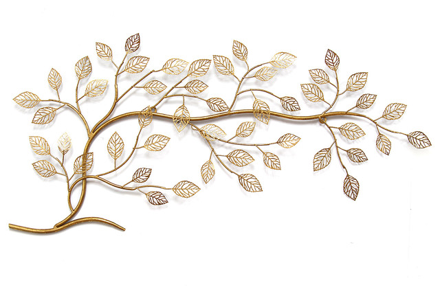 Stratton Home Tree Branch Wall Decor Gold Reviews Houzzrhhouzz: Stratton Home Decor Tree Wall Decor At Home Improvement Advice