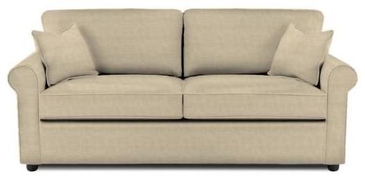 Brighton Dreamquest Queen Sleeper Sofa Transitional