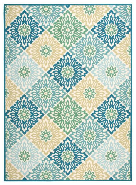 waverly sun nu0027 shade sweet things indoor outdoor area rug marine 7u0027