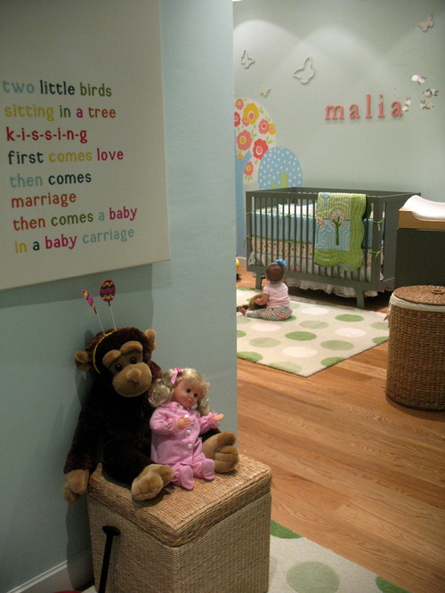Malia Smith Nursery modern kids