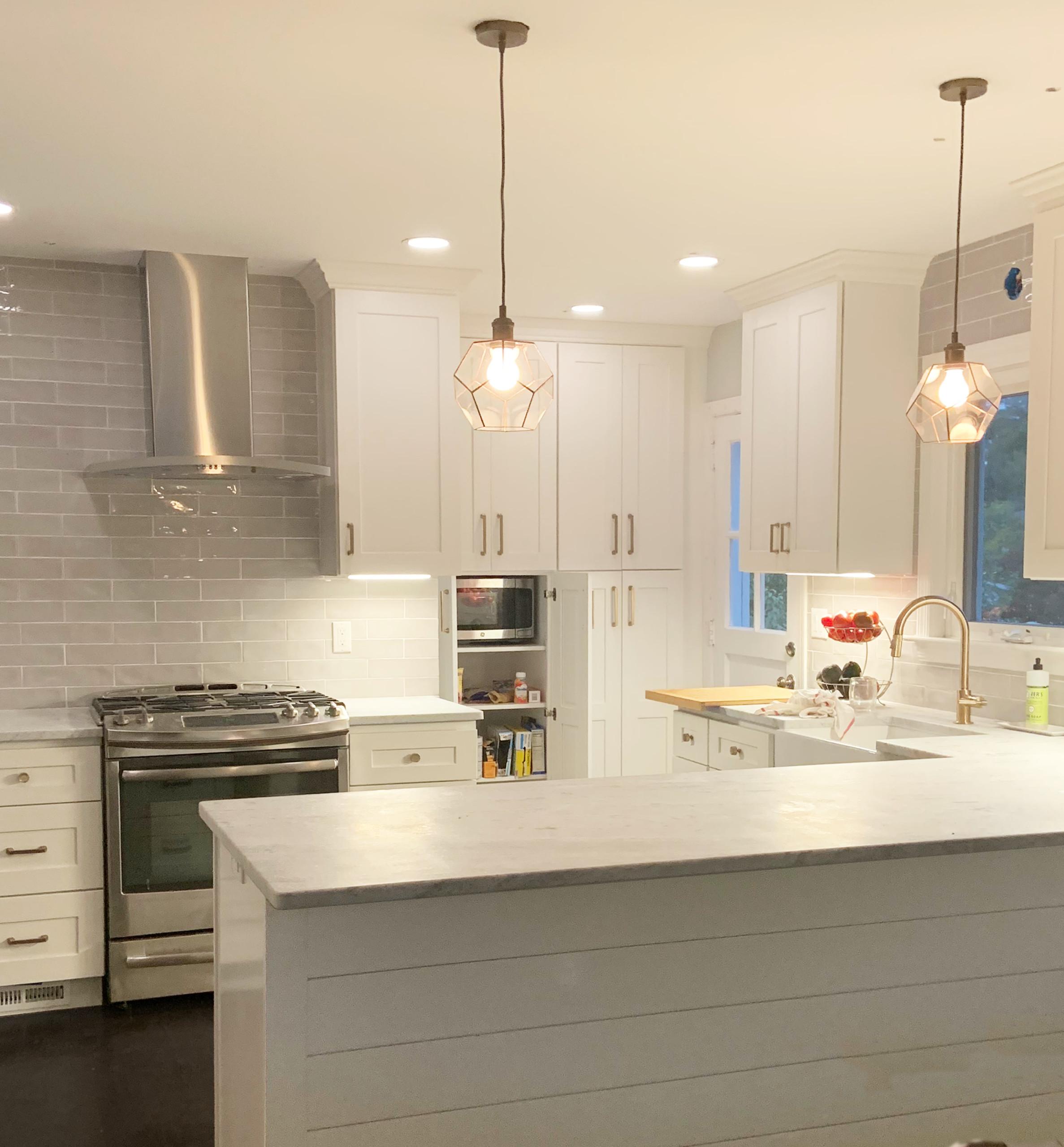 Bronxville Kitchen
