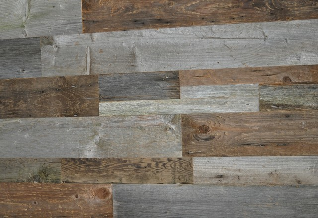Reclaimed wood wall covering diy barn board mixed sizes Reclaimed wood wall art for sale