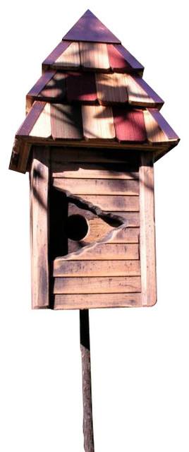 Vintage Gatehouse Bird House