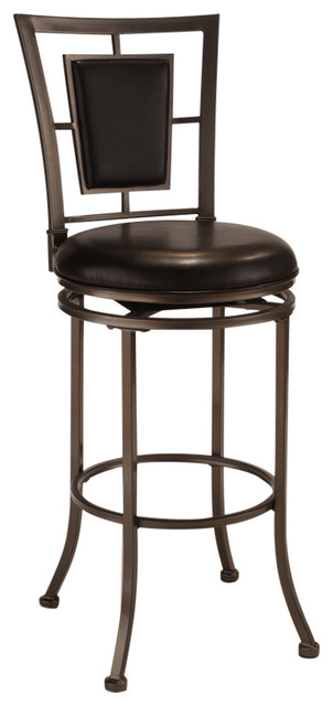 Hillsdale Furniture Auckland Swivel Counter Stool Oyster