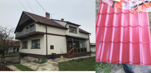 Need suggestions for exterior colour palette of country house