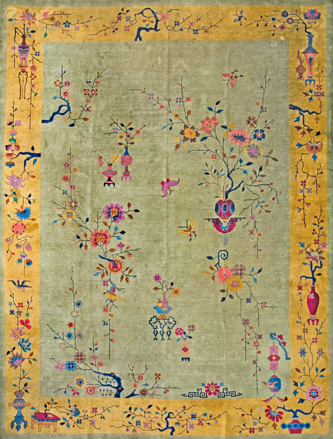 Chinese Art Deco Carpets Asian Area Rugs By Antique Rug Studio