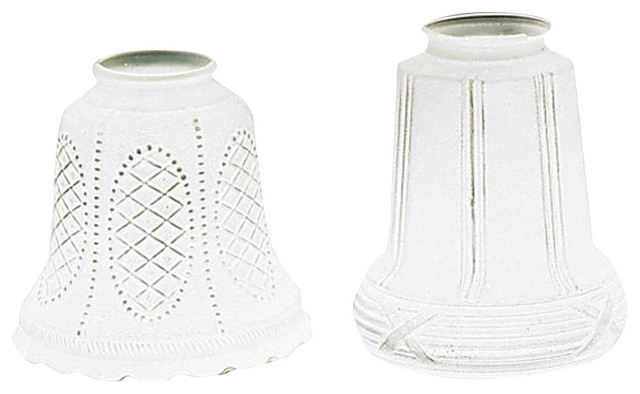 """lamp shade frosted glass  /""""  /"""" fitter  traditional, Lighting ideas"""