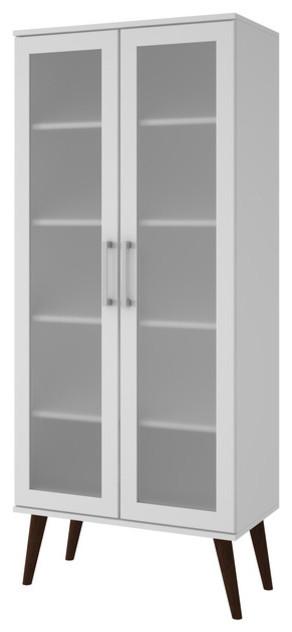 Serra 2.0, 5-Shelf Bookcase.