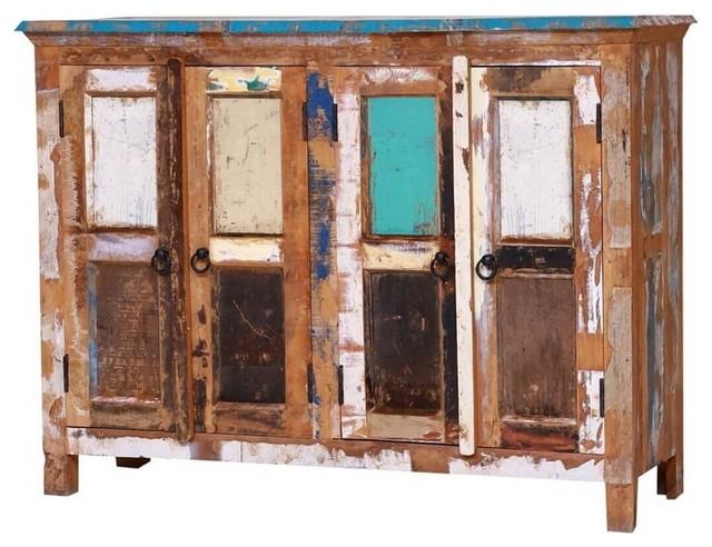 Salinas Rustic Reclaimed Wood Furniture