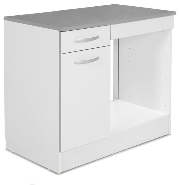 meuble four encastrable alinea table de lit. Black Bedroom Furniture Sets. Home Design Ideas