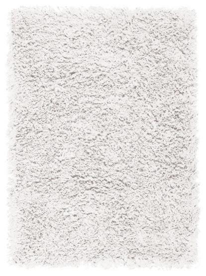 Flokati 2000 Gram Premium Rug, Winter White, 10&x27;x14&x27;.
