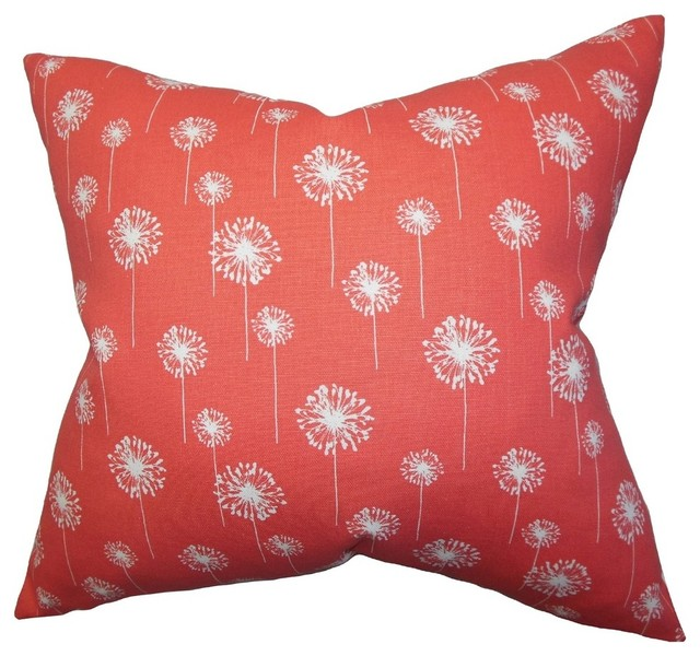 Shop houzz the pillow collection inc joop floral pillow - Joop couch ...