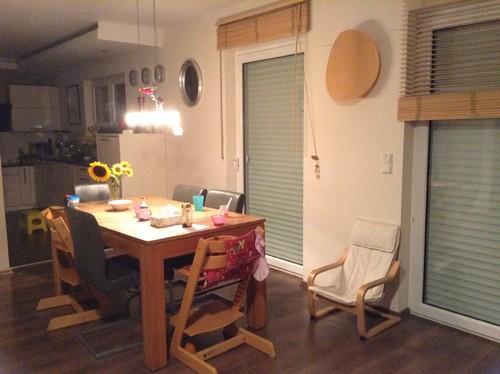 hilfe ben tige dringend idee f r wohn esszimmer. Black Bedroom Furniture Sets. Home Design Ideas