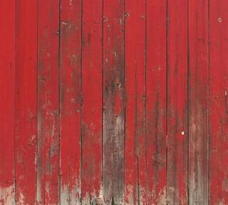 Red Barn Mural Wallpaper M9220 - 6 Panels