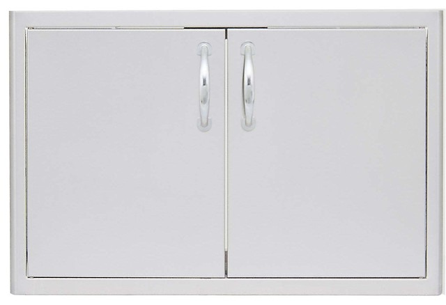 "Blaze Blz-Ad25-R Double Access Door, 20.375x23.5""."