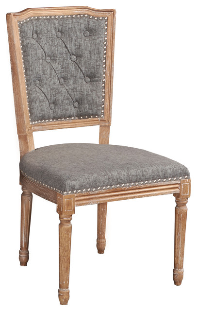 Awesome Avalon Charcoal Square Back Chair Machost Co Dining Chair Design Ideas Machostcouk