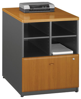BBF Series A 24W Piler-Filer - Transitional - Filing Cabinets - by Homesquare