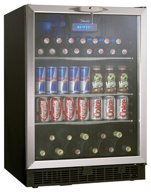 Danby Silhouette Beverage Center Wine Cooler.