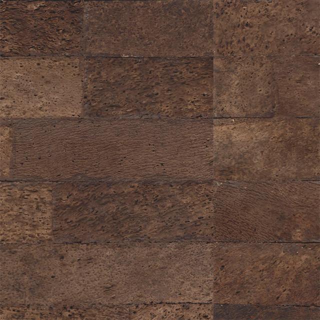 11 8 X23 6 Rustic Brick Cork Wall Tiles