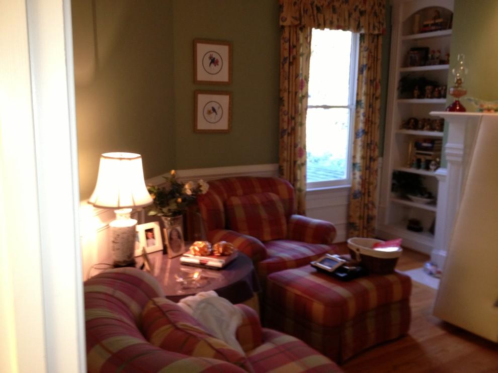 Kimmet House Sitting Room Before