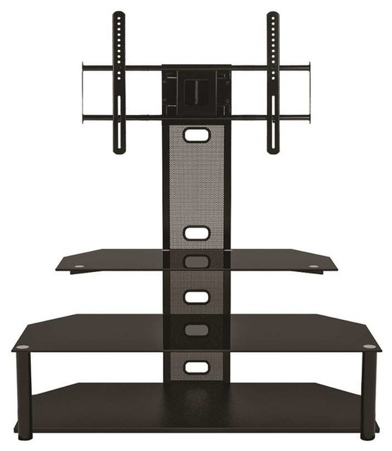 vitoria flat panel tv stand with integrated mount line designs contemporary entertainment stands ikea fireplace