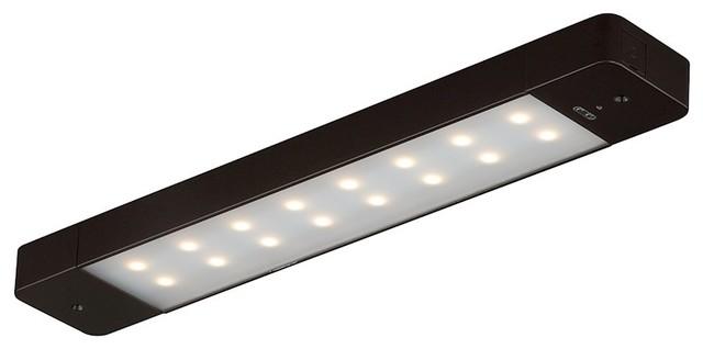 "Vaxcel Lighting X0004 16"" LED Motion Instalux? Under Cabinet Light Bar"