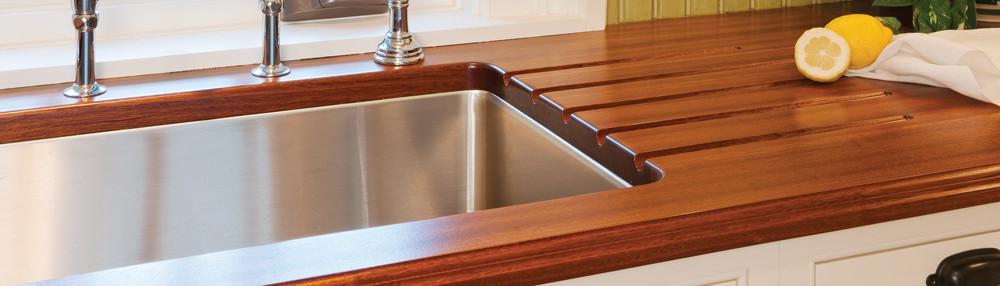 Hard Maple Wood Countertops