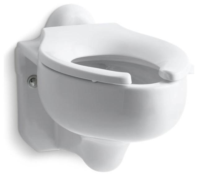 Kohler Sifton Water Guard Wall Hung Toilet Bowl With Rear