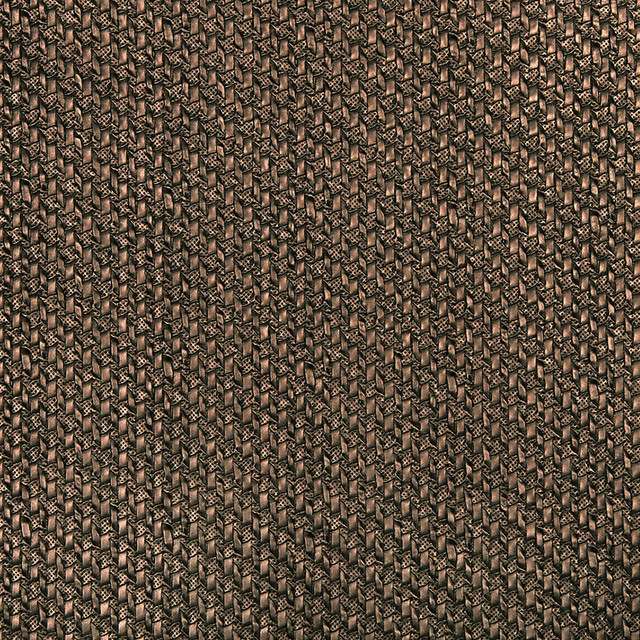 Brown Cross Hatch Upholstery Faux Leather By The Yard