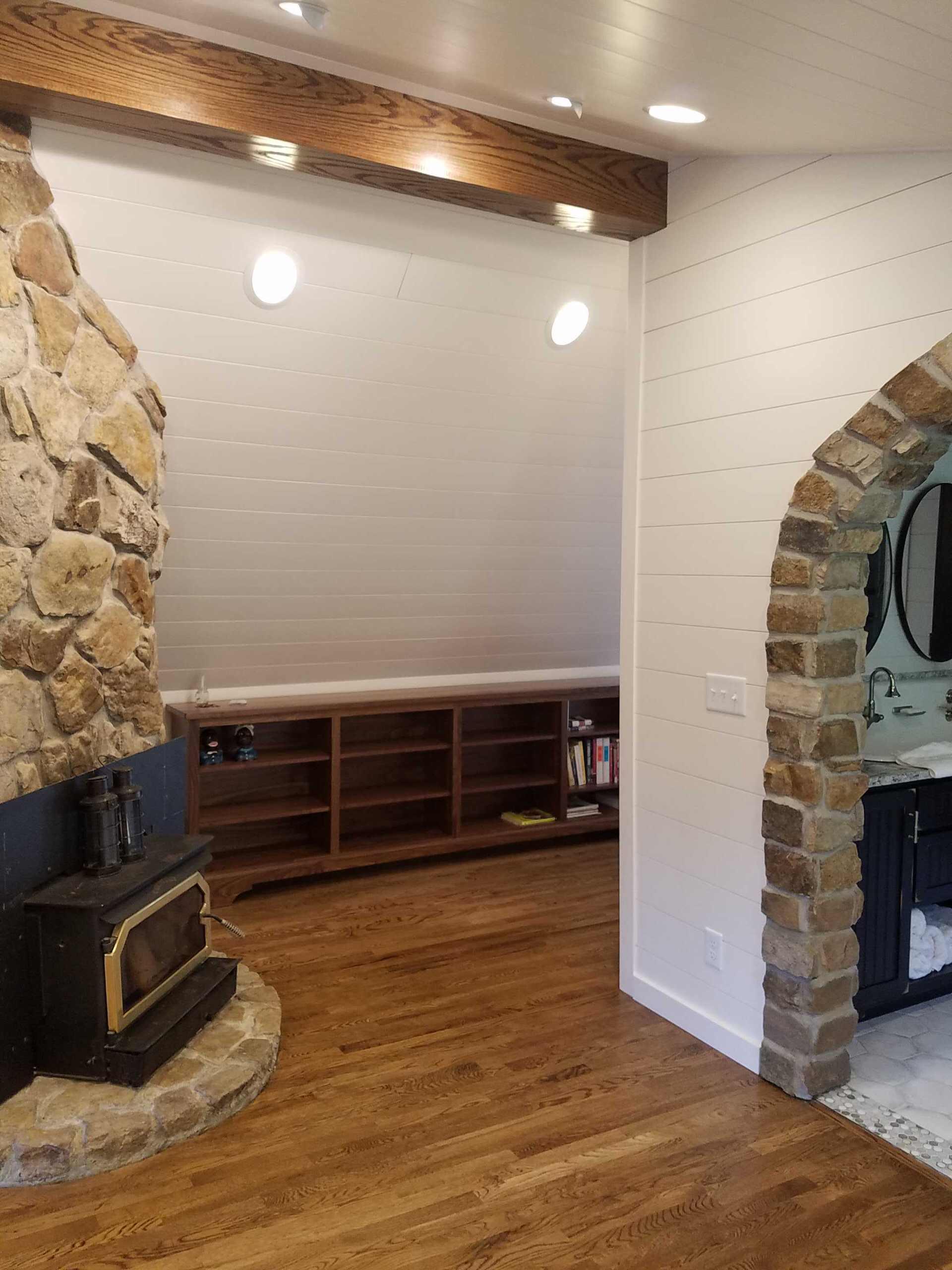Custom Master Suite Renovation