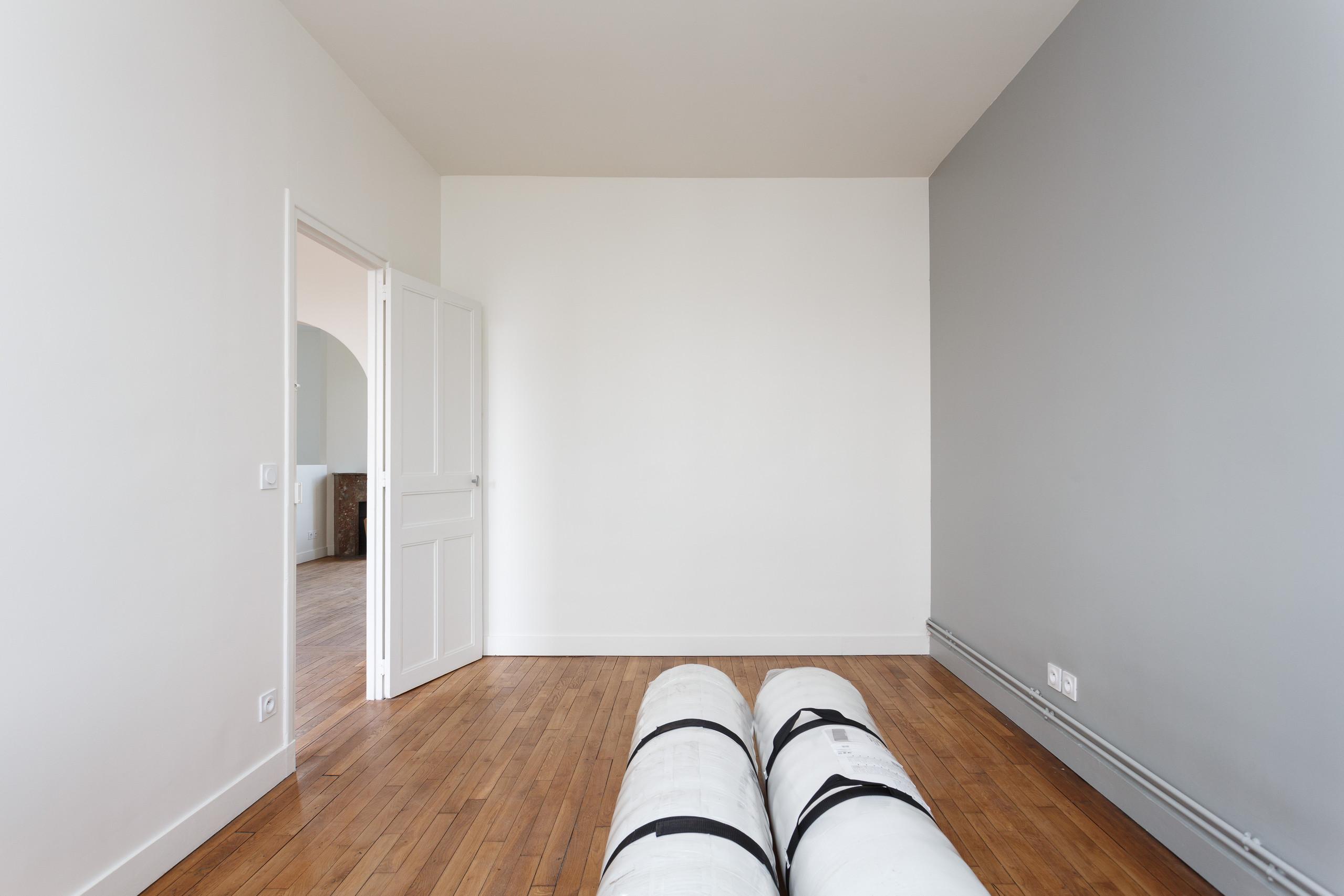 La deuxième chambre avant travaux