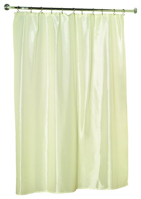 BenandJonah Collection Fabric Shower Curtain 70 X 72