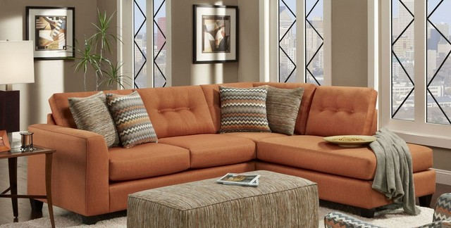 Phoenix 2-Piece Sectional