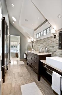 Master Bath Douglas Contemporary Bathroom Salt Lake City By B Design