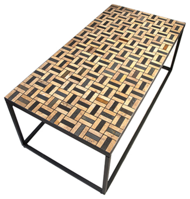 Superbe Teller Mosaic Coffee Table