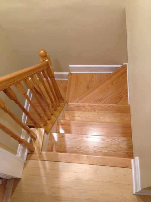 Attirant How Much Did It Cost For This Staircase Renovation?