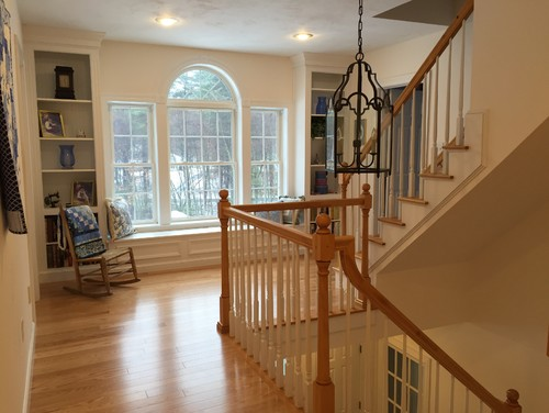 Entryway Upstairs Hall Paint Ideas