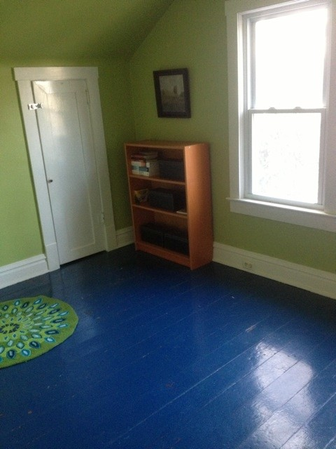 Need Help Getting Paint Off Painted Hardwood Floors